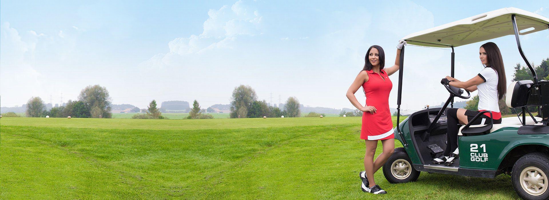 Golfkleid