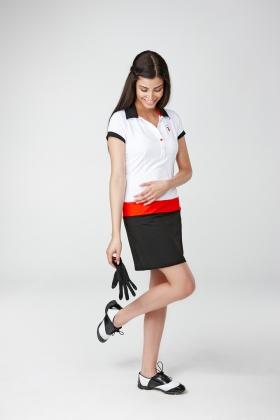 Golfkleid Son Vida Weiss