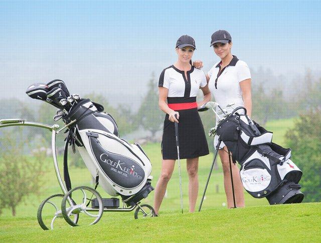 Golf Kleid